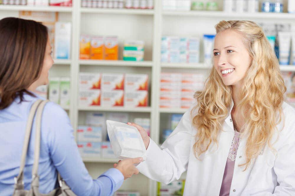 atendimento na farmácia