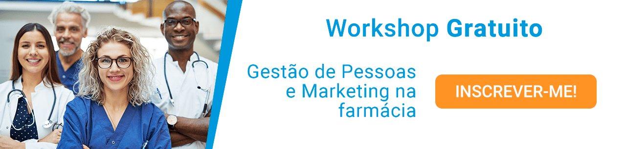 Gestão de Pessoas e Marketing para Farmácia