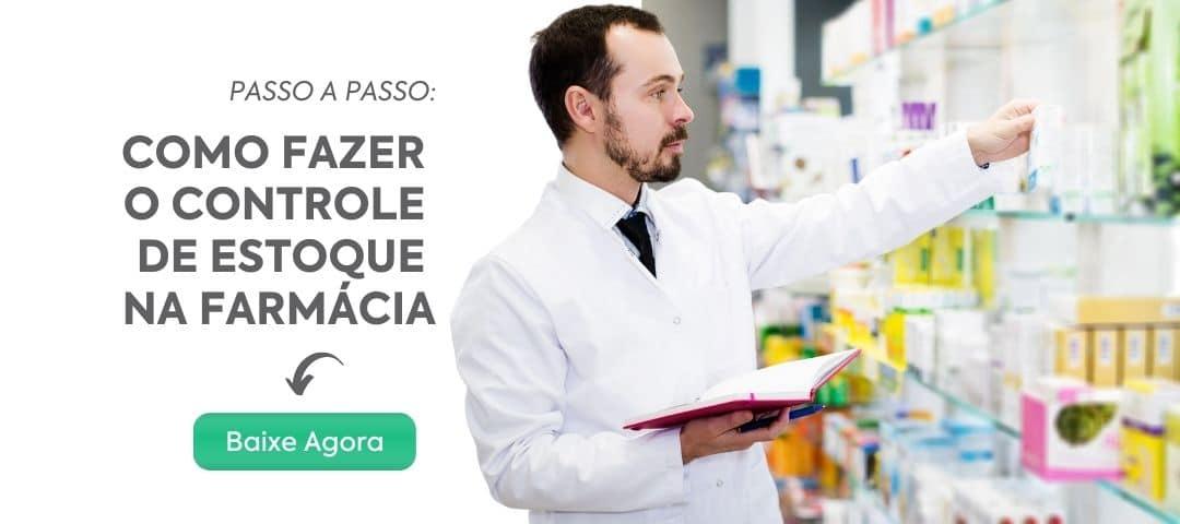 Ebook Controle de Estoque - Conheça os 9 melhores aplicativos para farmácia e suas vantagens