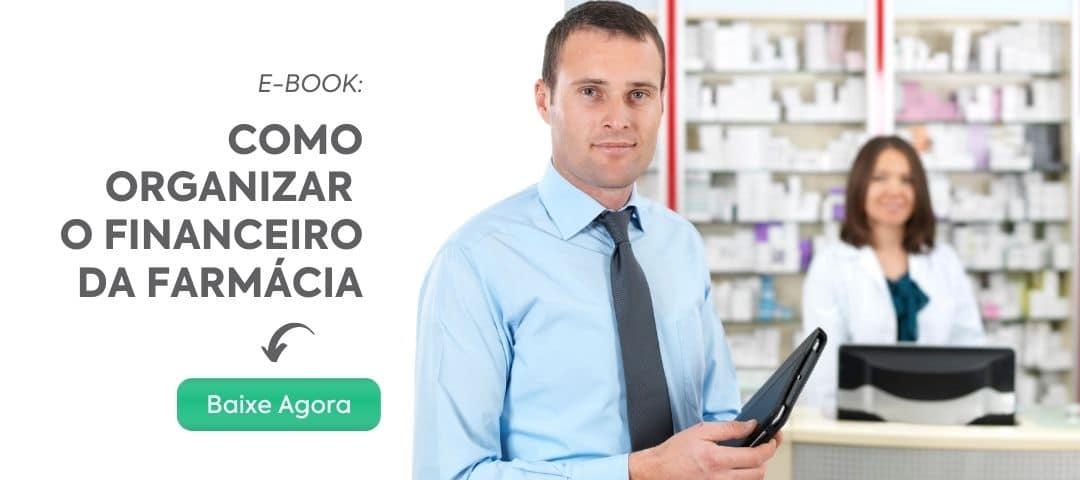Ebook Organizar o financeiro - Precificação inteligente: mais lucro para a sua farmácia!