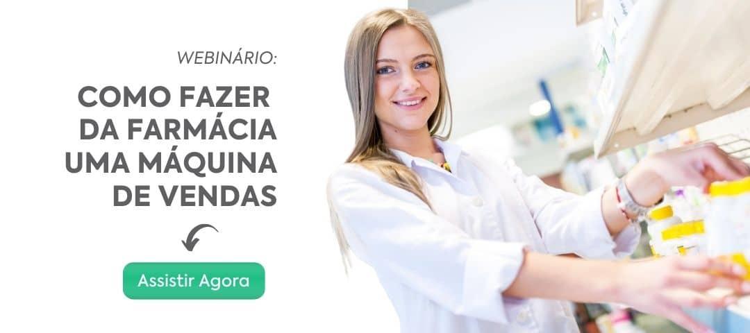 Webinario Maquina de Vendas - Lista com #10 hacks mais usados pelas farmácias e drogarias na formação de preço de venda