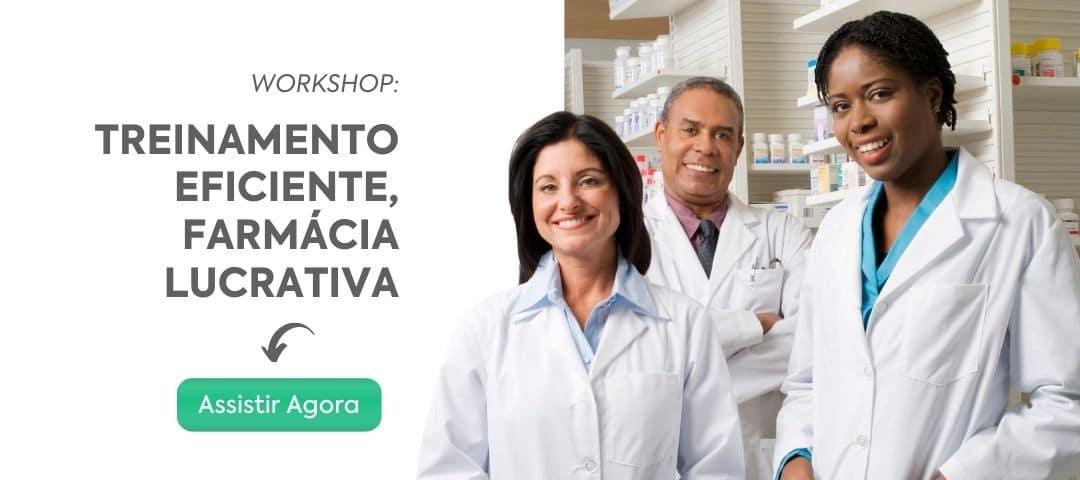 Workshop Treinamento Eficiente - Confira quais são os móveis para farmácias mais adequados para fazer a exposição dos produtos